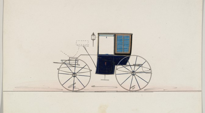 Does a Brougham have a windshield?