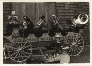 Georgetown Silver Coronet Band Wagon