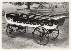 Seabrook Band Wagon