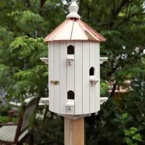 Cedar Wood Mailbox Carriage House Furnishings