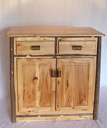 hickory kitchen island lighting melbourne carriage house furnishings amish for sale