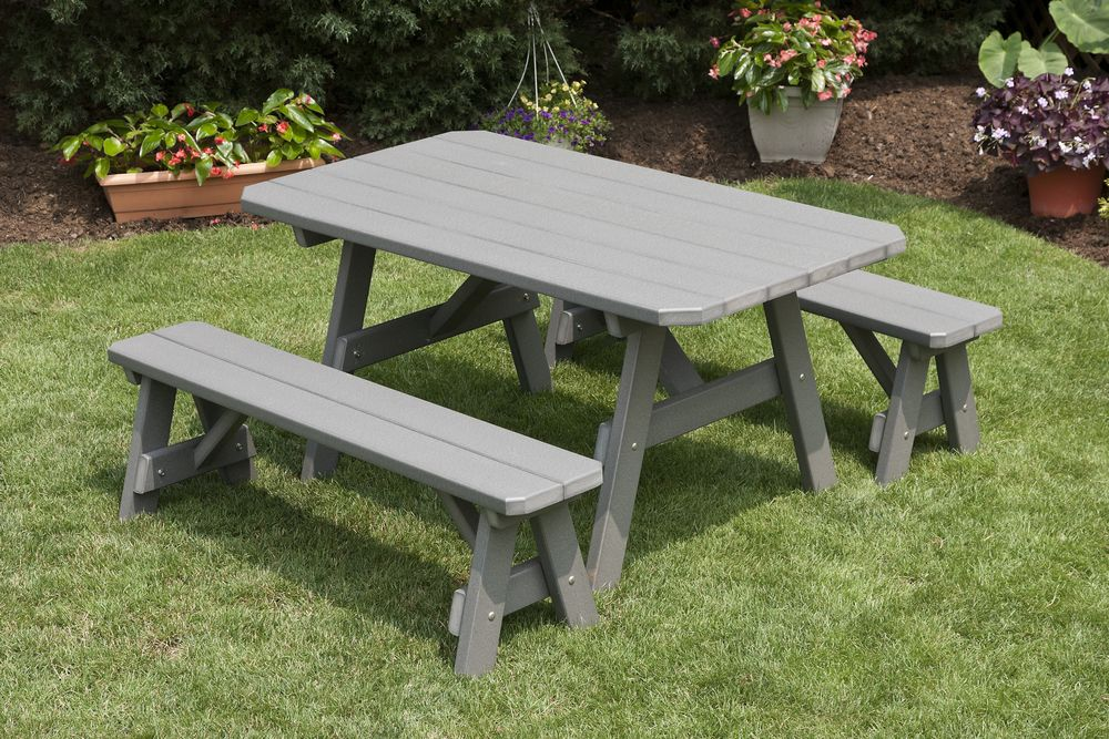 3 piece outdoor table and chairs wooden high chair replacement parts furniture classic heavy duty x5 poly