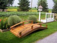 Garden Bridges | Decorative Garden Bridges | Quality ...