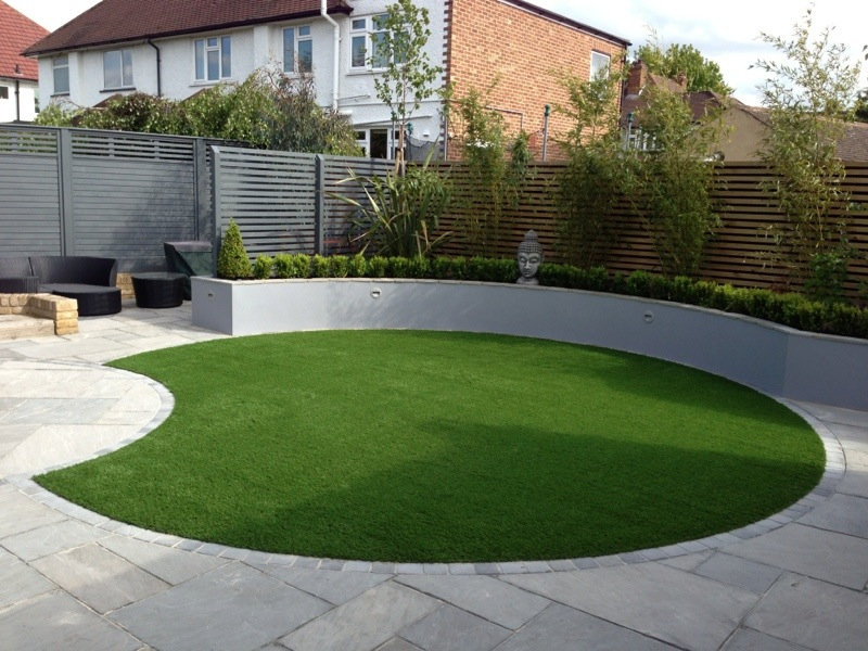 Artificial Grass Lawns and Turf by Carrick  Small Lawns