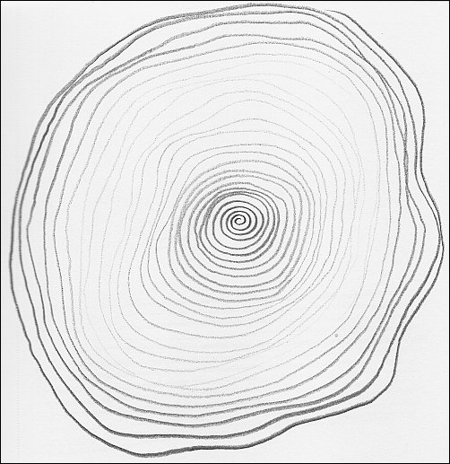 Gradated Spiral Line Exercise