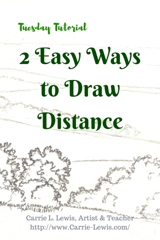 2 Easy Ways to Draw Distance