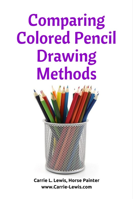 Comparing Colored Pencil Drawing Methods