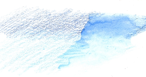 water-soluble-pencil-wash