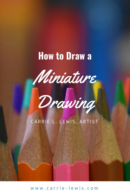 How to Draw a Miniature Drawing