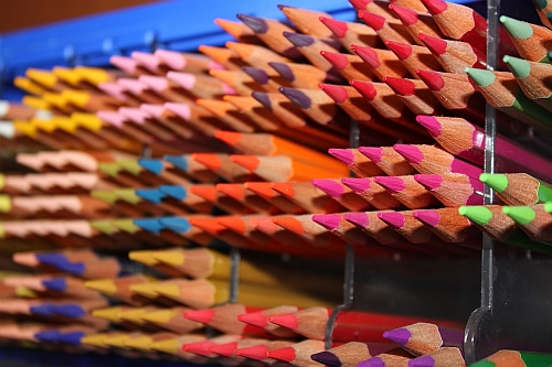 Do Colored Pencils Fade over Time Stock Pencils