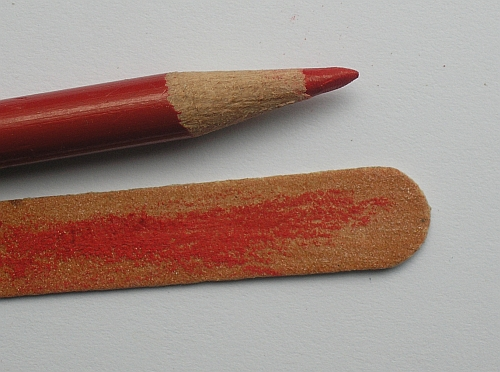 How to Get the Most Out of Every Colored Pencil - Sanding