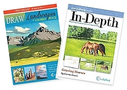 Personalized Printed Material - Autographed Landscape Set