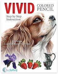 Art Instruction Ebooks - Vivid Colored Pencil