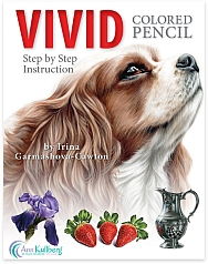 Art Instruction Ebooks - Vivid Colored Pencil