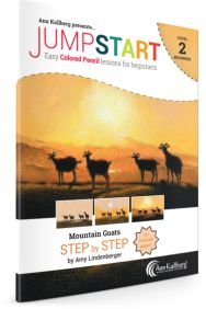 Mountain Goats Drawing Kits for Beginners