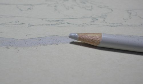 How to Draw a Gray Sky - Step 2b