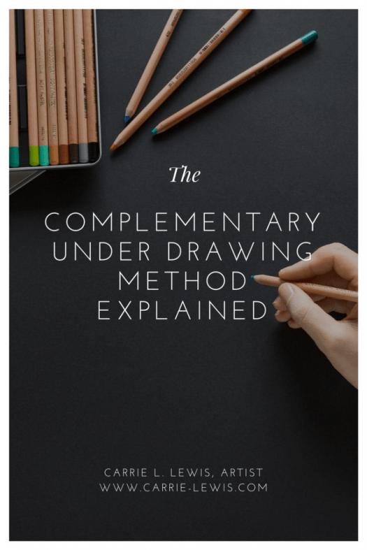 Complementary Under Drawing Method Explained