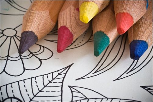 Are Prismacolors Right for You - Adult Coloring Pages