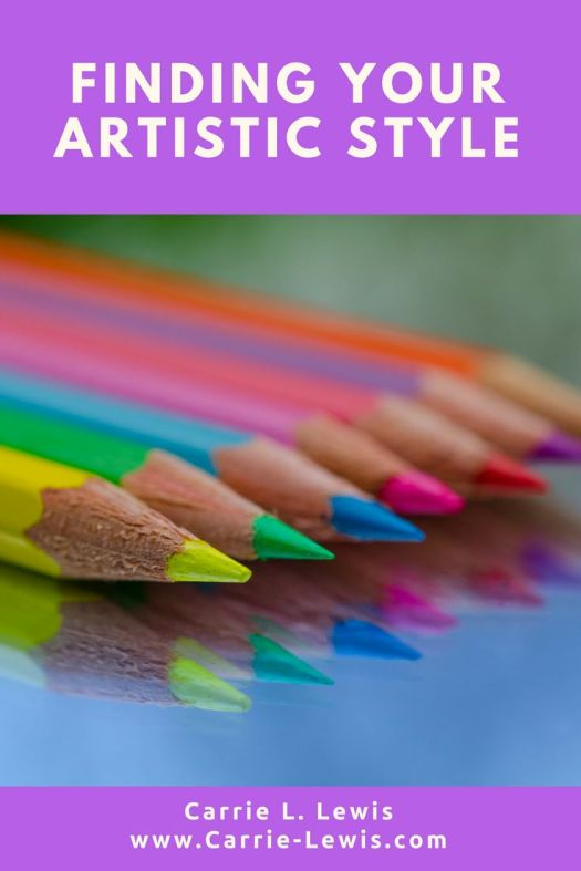 Finding Your Artistic Style