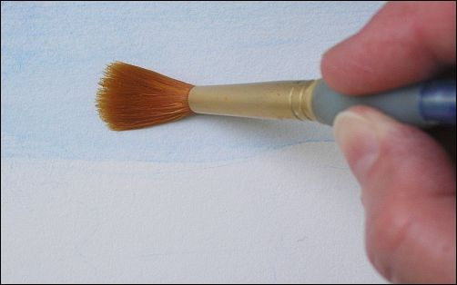 Drawing Tips to Minimize Hand Stress - Watercolor Pencils