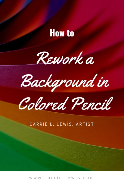 How to Rework a Background