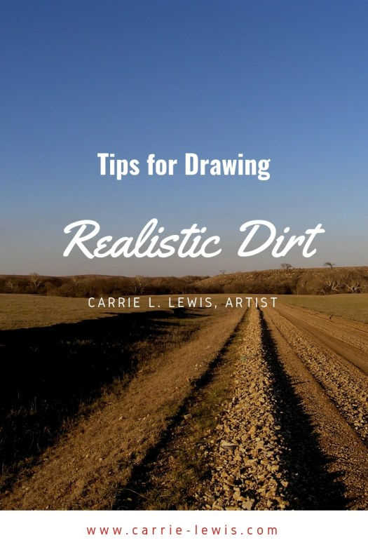 Tips for Drawing Realistic Dirt, Ground & Soil