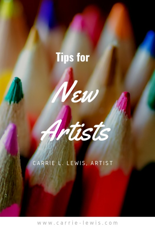 Tips for New Artists