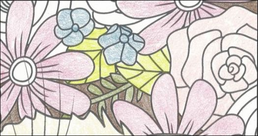 Make Coloring Pages Look More Realistic Step 1