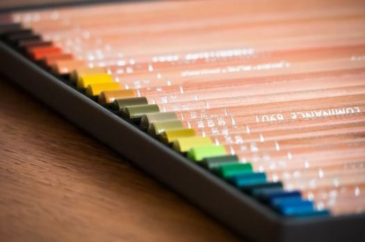My Colored Pencil Wish List - Luminance