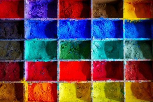 Best Colors and Brands for Selling Original Art - Dry Pigment