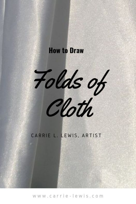How to Draw Folds of Cloth