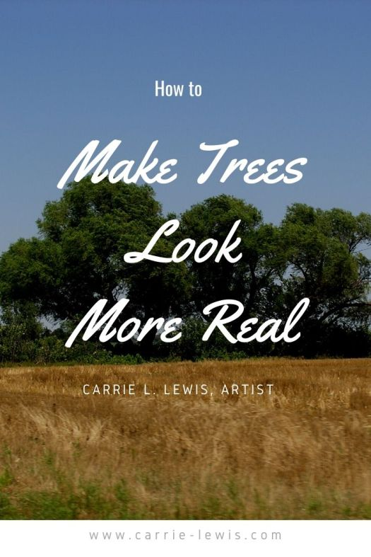 How to Make Trees Look Real
