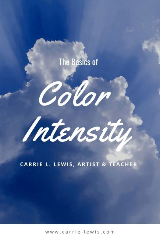The Basics of Color Intensity
