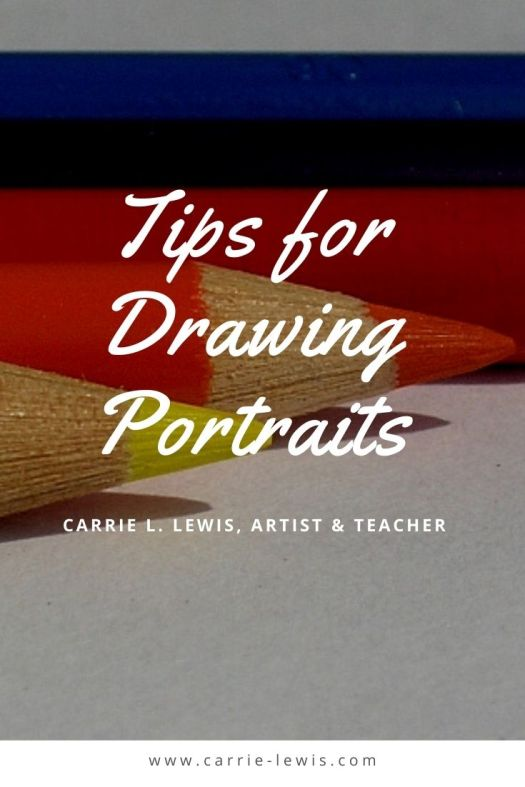 Tips for Drawing Portraits
