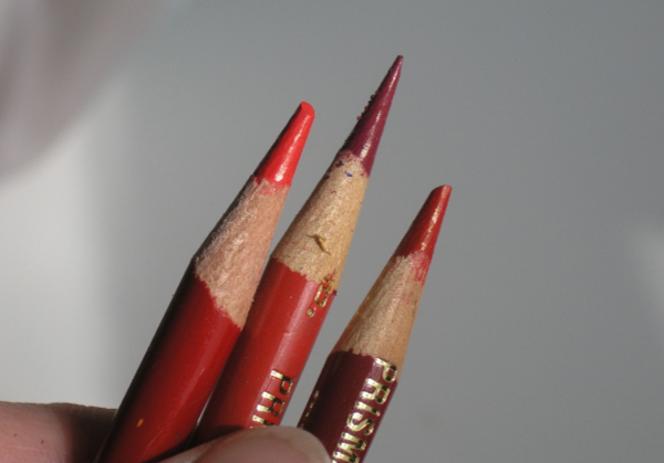 Glazing Colored Pencils for Beginners