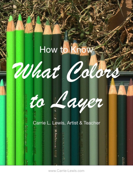 How to Know What Colors to Layer