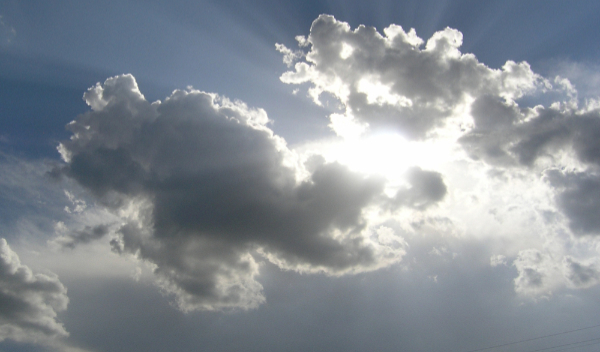 Draw Clouds from Life