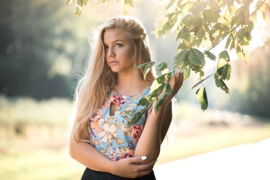 Charlotte High School Senior Photographer North Carolina Portraits Professional Photography