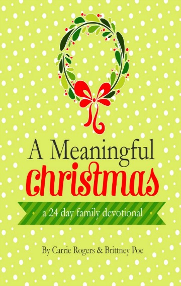 A Meaningful Christmas for Families
