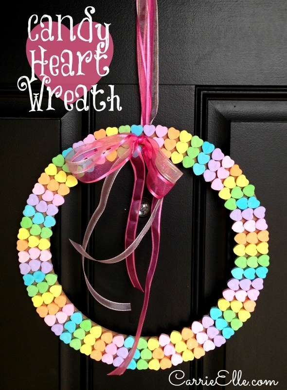 21 Valentines Day Wreaths And Home Decor Ideas Life On