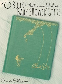 Baby Shower Gift Ideas: Baby Shower Gift Ideas Books