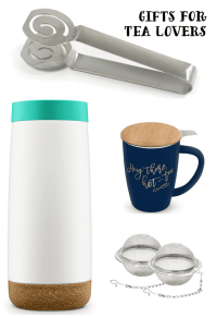 Gifts for Tea Lovers - Carrie Elle