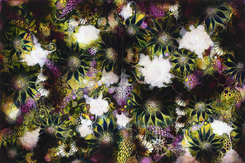 Carrie Lederer @ Diablo Valley College | Squarecylinder.com – Art Reviews