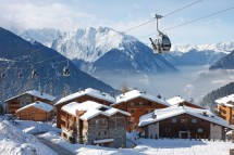 Winter Resorts Switzerland