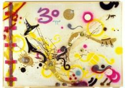 Atomic Futurism, Atomic Note, High 30, 1986 moquette cm 120x173