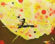 Mountains - 1985 canvas, cm. 120x150