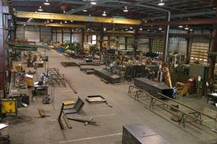 CFP Fabrication Shop  Carrier Lumber Ltd