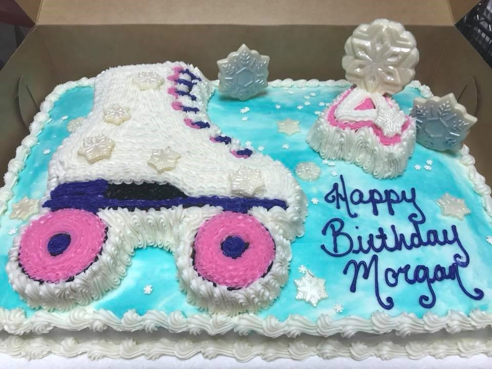 Birthday Cakes For Girls Carries Cakes Confections