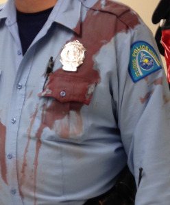 STL officer in Marcus Johnson case