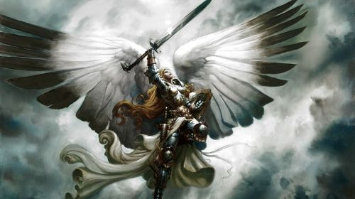 St. Michael the Archangel – Please Protect President Trump Against the Evil  & Corruption of the World | Carrie's Take